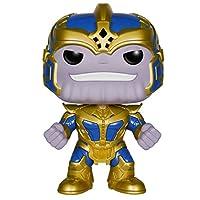 Funko 5105 POP Marvel: Guardianes de The Galaxy Series 2 Thanos Figura de acción POP de 6 pulgadas