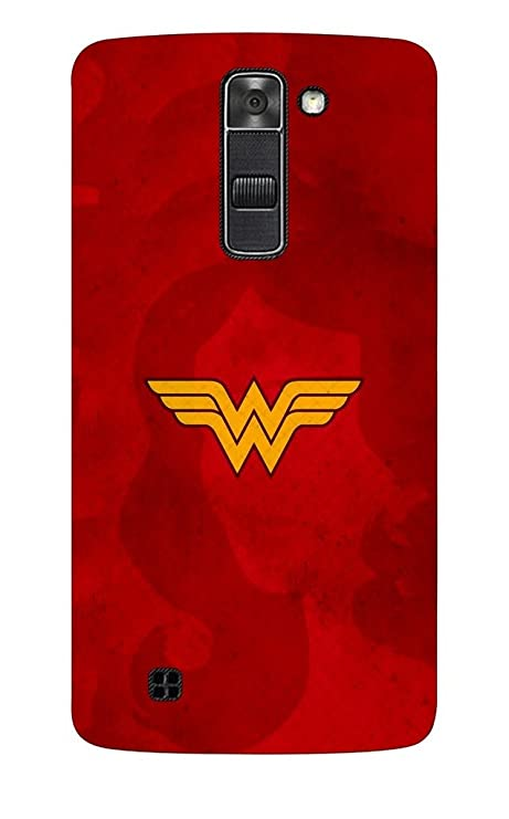 pretty nice a2d87 00d51 LG K7 Back Cover By G.Store: Amazon.in: Electronics