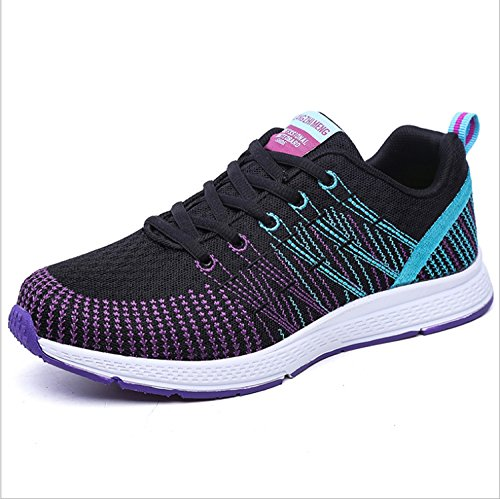 Huaishu Mesh Athletic Breathable Spring Sports Summer Sport 40 amp; Sport Outdoors Unisex Fashion Shoes Style4 Shoes Shoes 35 Casual Running Walking Shoes Sneakers Sport 0AB0rnxq