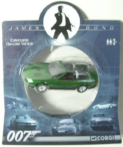 Tienda de moda y compras online. Corgi James Bond Bond Bond Jaquar Xkr Die Another Day by DARON WORLDWIDE  comprar mejor