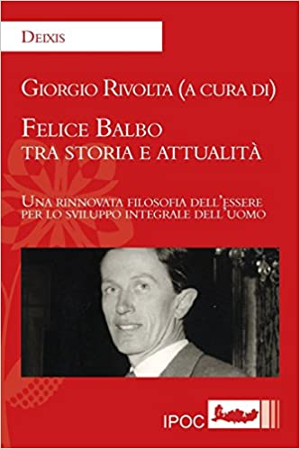 Felice Balbo tra storia e attualità