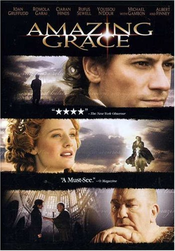 amazing grace - DVD Image
