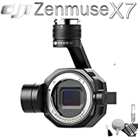 DJI Zenmuse X7 3-Axis Gimbal Super 35 Cinema Camera + eDigitalUSA Cleaning Kit