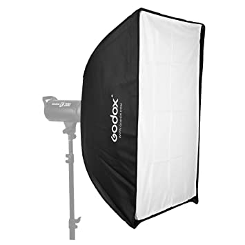 Godox sb-us 60 * 90 cm/24 * 35 in Quadrangle paraguas Softbox