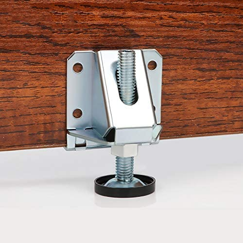 2//4//10pcs Leveling Feet Heavy Duty Furniture Levelers Adjustable Table Leg Leveler for Furniture,Table Cabinets Workbench