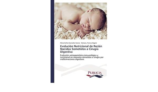 Evolución Nutricional de Recién Nacidos Sometidos a Cirugía ...