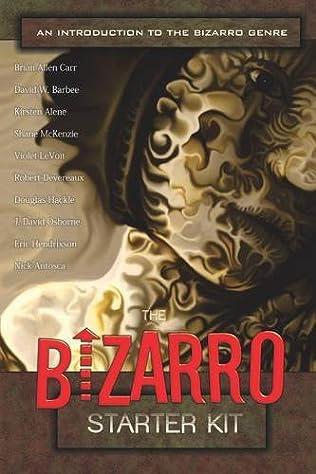 book cover of The Bizarro Starter Kit
