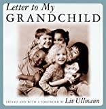 Letter to My Grandchild, , 0871137283