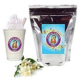 10+ Drinks Jasmine Boba Tea Kit: Tea Powder, Tapioca Pearls & Straws By Buddha Bubbles Boba