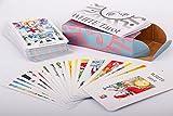 White Tarot - Rose Variation. A Tarot Cards Deck Based on A. Waite's Conception Tarot