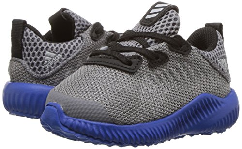 adidas Kids' Alphabounce Sneaker, Grey/Light Onix/Satellite, 7.5 M US Toddler by adidas (Image #6)
