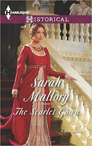 Book The Scarlet Gown (Harlequin Historical)