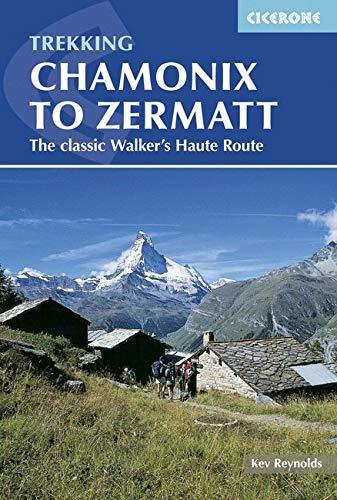 Download Trekking Chamonix to Zermatt: The Classic Walker's Haute Route pdf