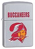 Zippo Lighter NFL Throwback Tampa Bay Buccaneers Satin Chrome