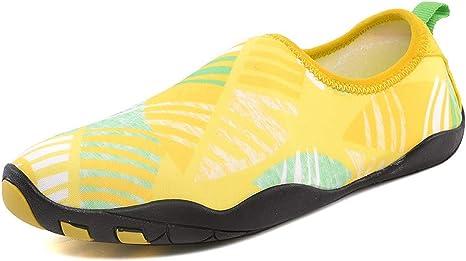 ATLD Zapatos De Playa Zapatillas De Natación Pareja Pies Descalzos ...