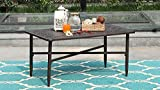 "PHI VILLA 38.6"" x 23"" Outdoor Furniture Patio Retro"