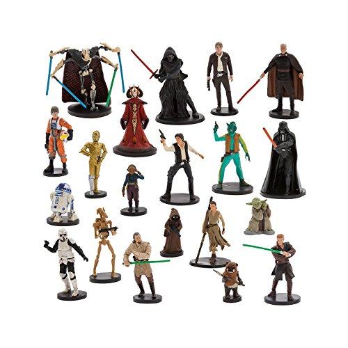 Star Wars Mega Figure Play Set