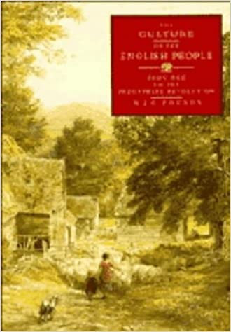 Book The Culture of the English People: Iron Age to the Industrial Revolution