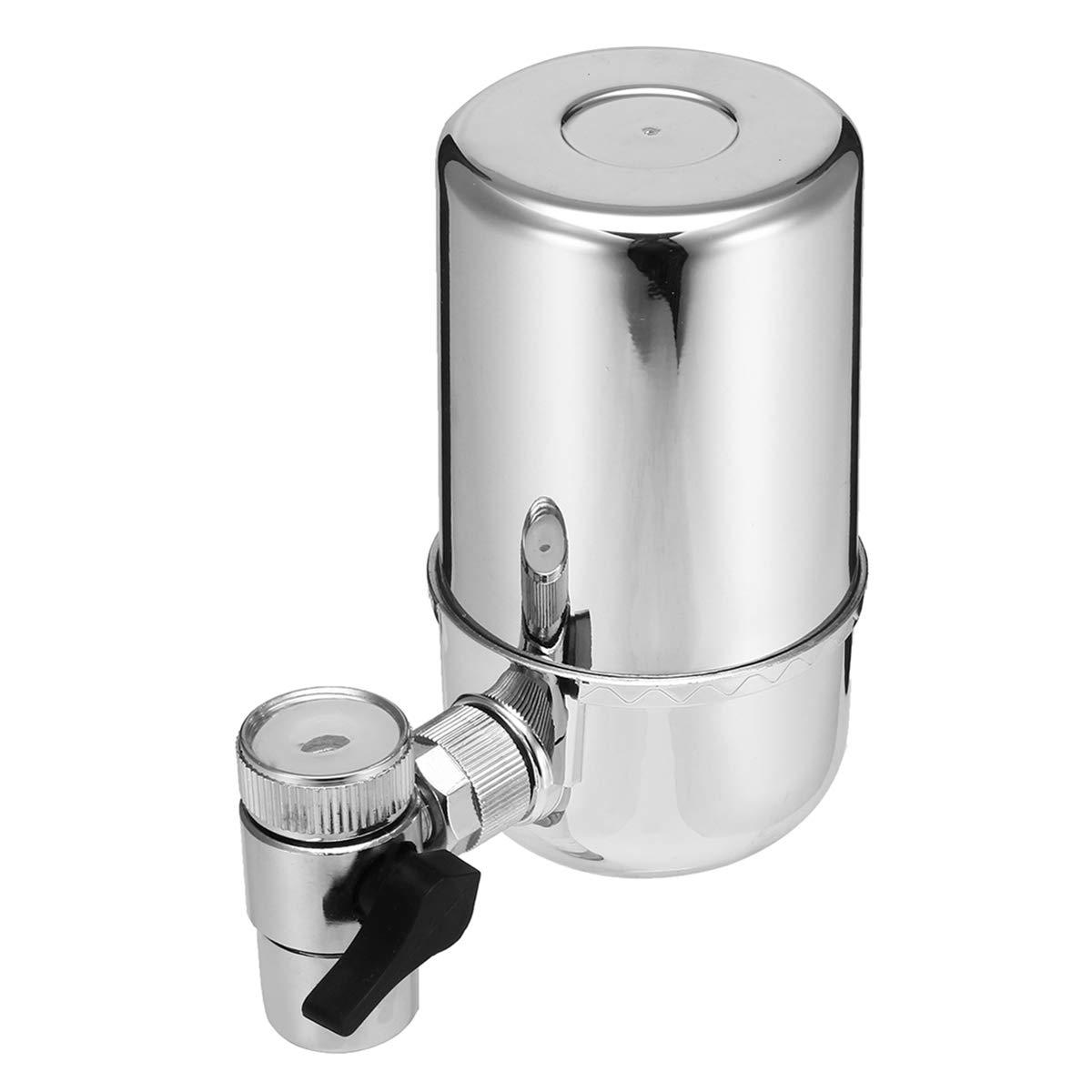 Taihang Filtro de Agua del Sistema alcalino alcalino alcalino del ABS del hogar del purificador Activado Limpio del Carbono para el Grifo del golpecito 34dfc8