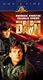 Red Dawn VHS Tape