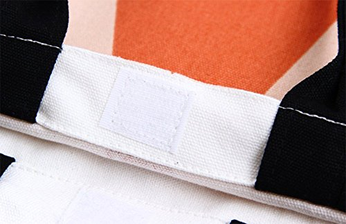 Courses Impression D Sac Daorier Sac Toile Mode 1 D Pcs Simple Bandoulière Bandoulière de Sachet w0qZaw