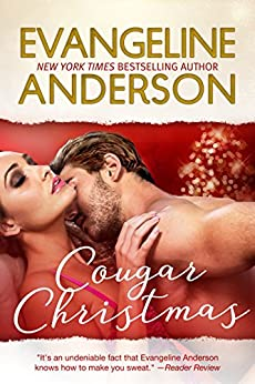 Cougar Christmas: (Older Woman/Younger Man Christmas Romance) by [Anderson, Evangeline]