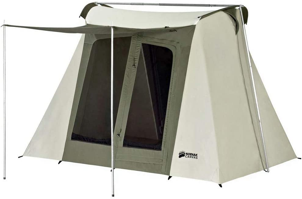 Kodiak Canvas Flex-Bow Deluxe Tent image