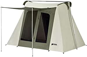 Kodiak Canvas Flex-Bow Canvas Tent Deluxe