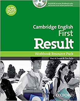 Cambridge English: First Result: First Result Workbook without Key ...