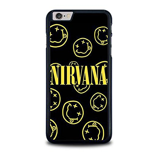 Coque,Nirvana Smiley Collage Case Cover For Coque iphone 6 / Coque iphone 6s