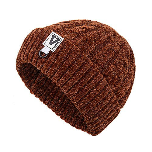 Dsane Kids Baby Toddler Ribbed Knit Children's Winter Hat Boys Girls Beanie Cap