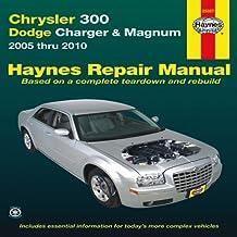 Chrysler 300 - Dodge Charger & Magnum: 2006 thru 2010