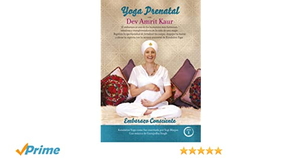 Amazon.com: Yoga Prenatal 1: Embarazo Consciente: Movies & TV