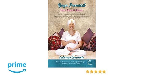 Amazon.com: Yoga Prenatal 1: Embarazo Consciente: Movies & TV