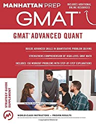 GMAT Advanced Quant (Manhattan Prep GMAT Strategy Guides)