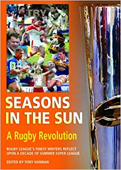 Book Seasons in the Sun: A Rugby Revolution