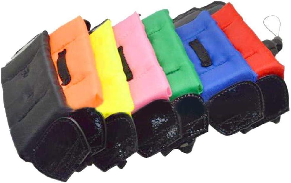1PC Anti Lost Camera Holder Wrist Band,Hand Grip Lanyard for Underwater GoPro,Camera Dongtu Floating Wristband Camcorder Straps,Random Color Binocular