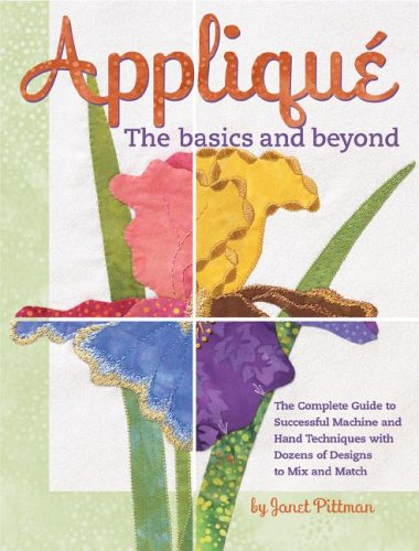 Applique Basics Beyond Successful Techniques product image