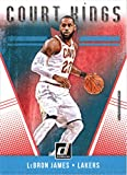 2018-19 Donruss Court Kings #19 LeBron James