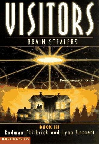 Brain Stealers (Visitors, Book 3)