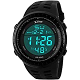 Digital Sports Watch Water Resistant Outdoor...