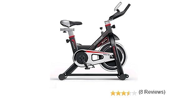 GELUSA Bicicleta Spinning Dinamic: Amazon.es: Deportes y aire libre