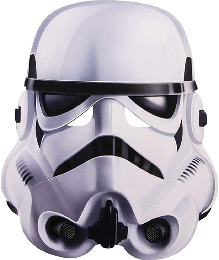 Star Wars 599386031 - Careta de Stormtrooper: Amazon.es: Juguetes ...