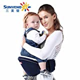 SUNVENO Baby Carrier Infant Toddler Hipseat Baby