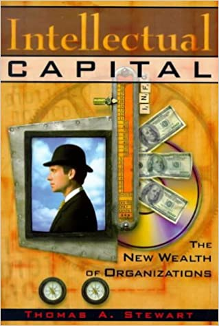 Book Intellectual Capital: The New Wealth of Organizations