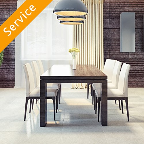 Sensational Dining Chair Assembly 1 Chair Amazon Com Home Services Bralicious Painted Fabric Chair Ideas Braliciousco