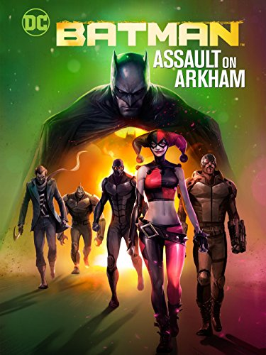 DCU: Batman: Assault on Arkham -