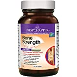 New Chapter Bone Strength Calcium Supplement