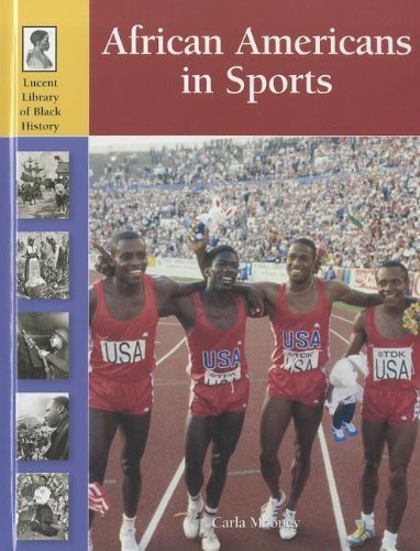 Search : African Americans in Sports (Lucent Library of Black History)