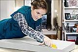 """Isellfoam High Density Upholstery Foam 6"""" H x 30"""" W x 80"""" L (Firm) Density 46ILD High Density Upholstery Foam Cushion CertiPUR-US Certified Foam, Made in USA"""
